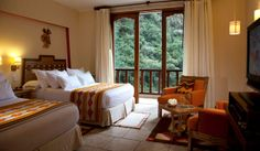 Rooms and Rates - Machu Picchu Hotel Sumaq Cusco Hotel Machu Picchu Hotel, Curtains, House, Furniture, Collection, Lima Peru, Boutique Hotels, Home Decor, Bedrooms
