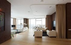 Moscow Apartment With A Luxury Cruise Ship Feel Stonehenge Loft