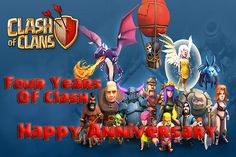Clash of clans new updates 2016. 4th anniversary clash of clans. Four years of clash of clans. Clash of clans 4 years anniversary 2016. Four years anniversary 2016. Upcoming updates clash of clans 2016. Happy birthday clash of clans. August 2 2016 4th anniversary clash of clans. New updates august 2016. Learn more about clash of clans anniversary: http://ift.tt/2a9LuDE  Clash of clans 4th anniversary new updates august 2016. Clash of clans new updates. Sneak peaks 2016 update clash of clans…