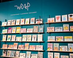 NSS 2016: Wrap Magazine / Oh So Beautiful Paper