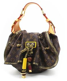 Louis Vuitton Monogram Kalahari PM Shoulder Bag Rare