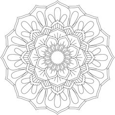 Abstract Coloring Pages, Mandala Coloring Pages, Coloring Book Pages, Coloring Sheets, Paisley Color, Paisley Design, Mandala Painting, Mandala Drawing, Printable Flower Coloring Pages