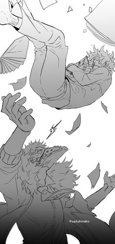 Read OverDeku from the story [ BnHA ] Collection Book by Maohaohao (Mao-chan) with 428 reads. Overhaul x Deku My Hero Academia Manga, Anime Comics, Boku No Hero Academia, Villain, Hero Wallpaper, Hero, Villain Deku, Fan Art, Anime Love