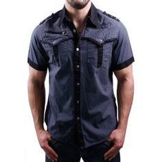 REMETEE by Affliction Recall Western Woven Mens Shirt (Apparel)  http://www.amazon.com/dp/B007MRLKFS/?tag=goandtalk-20  B007MRLKFS