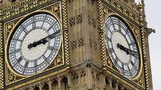 Big Ben, London, Clock, Clock Tower
