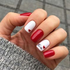 47 of the Best Valentine's Day Nails for 2019 - FavNailArt.com
