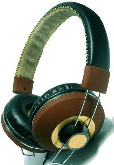 Studio Headphones, Sports Headphones, Over Ear Headphones, Vintage Style, Retro Vintage, Vintage Fashion, Cool Tones, Diana, Kiss