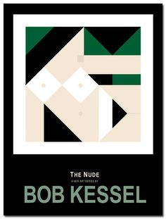 THE NUDE POSTER by bobkessel