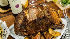 Recipes - Fabio's Prime Rib Roast | Home & Family | Hallmark Channel