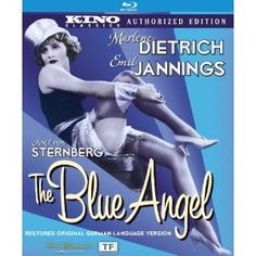 The Blue Angel: Remastered Standard Edition [Blu-ray] (Kino Lorber)