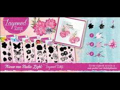 Layered Stamps - Studio Light BV - YouTube