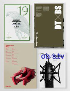 Selected Works / Quim Marin | Design Graphique