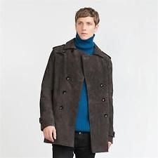 ZARA Man BNWT Grey Suede Leather Coat Hip Length Jacket RRP GBP 149.00 4341/392  $136.90    End Date:  May-20 11:07   Buy It Now for only: US $136.90  Buy it now    |  http://bayfeeds.com/ebayitem.php?i=181998653402&u=3464&f=3228
