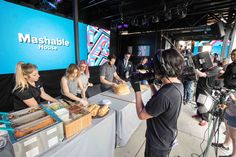 Live Video Production – Mashable – Mashable Show Live @ SXSW (LINK: https://www.broadcastmgmt.com/portfolio/mashable-mashable-show-live-sxsw/)