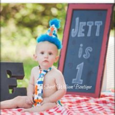 1176b61f7d52a Baby boy s airplane first birthday cake smash outfit with personalized  birthday hat