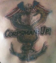 Us navy corpsman tattoos