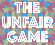 I can't believe that I am posting yet another game…but I am! This is the third game that I've posted within the last week, afterThe Event is Rightgame show and theIs it Possibl…