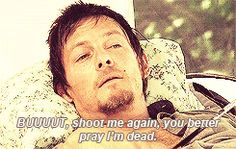 15 Times Daryl Dixon Had Crazy Sexual Chemistry With Every 'Walking Dead' Cast Member - MTV
