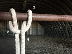 knots for tying horses