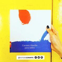 #DINÁMICA Hoy tenemos 10 libros de CARMEN ALARDÍN PARA NIÑOS listos para irse a tu biblioteca personal! Ya que este domingo tendremos la presentación del libro en Librería Conarte queremos que llegues preparad@.  Lo unico que tienes que hacer es dejarnos una respuesta a las siguientes preguntas y ya estarás participando en la rifa que llevaremos acabo este próximo viernes a las 12:00h.  1. Qué reconocimiento recibió Carmen Alardín por parte del estado de Nuevo León en reconocimiento a su…