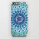 iPhone & iPod Case Mandala Turmalin by Christine Baessler