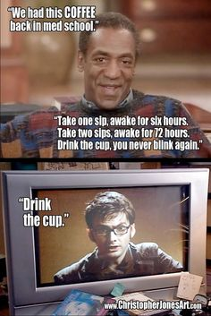 See? Dr. Cosby knows what's up.