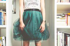Oh Mint / Zboží prodejce akari Waist Skirt, High Waisted Skirt, Tutu, Mint, Skirts, Fashion, Moda, High Waist Skirt, Skirt