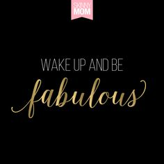 You woke up like this. Click for even more inspiration!