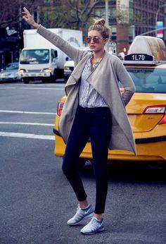Wednesday´s inspo : Gigi Hadid´s style