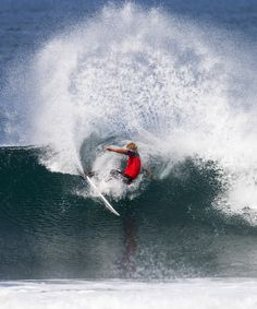 John John Florence. 2015 Rip Curl Pro Bells Beach: April 1 - 12