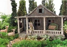 Fairy Garden from My