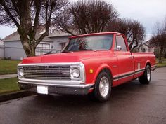 Anybody with 67-72 C10's? Where have you gotten your billet grilles? I…