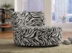 Zebra Print Couch And Loveseat