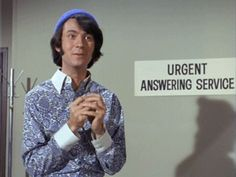 Mike Nesmith has the city in his fingertips!