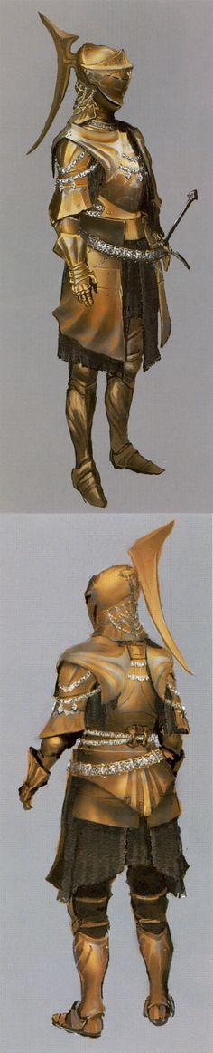 gold Knight