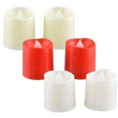 Bulk Luminessence Flameless LED Votive Candles, 2-ct. Packs at DollarTree.com
