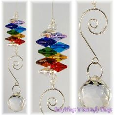FWBT- CHAKRA suncatcher crystal ball 20mm, feng shui healing energy prism giftlarge range of chakra crystal suncatchers available from $10 www.justlikeleadlight.com.au email- sales@justlikeleadlight.com.au