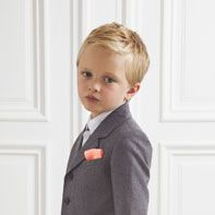 Let your Ring Bearer be dapper with Marie Chantals new collection via Brides Magazine Ring Bearer, Barneys New York, Dapper, Brides, Product Launch, Magazine, Boys, Collection, The Bride