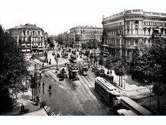 1905 Potsdamer Bruecke in der Potsdamerstrasse