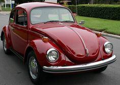 1971 Volkswagen Beetle Restored