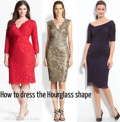 Dressing for your body type – how to dress the hourglass shape for women over 40