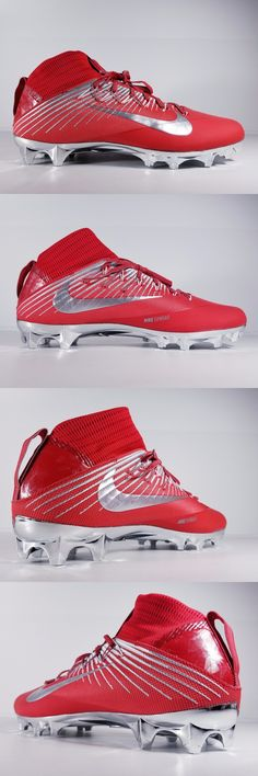 Men 159116: Men S Size 11 Nike Vapor Untouchable 2 Football Cleats Black  Blue White -> BUY IT NOW ONLY: $54.99 on eBay! | Men 159116 | Pinterest |  Football ...