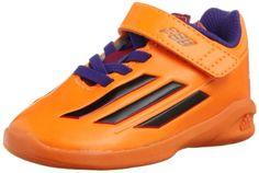adidas F50 adizero EL I D67462 – Zapatillas para unisex-niño, color naranja, talla 22
