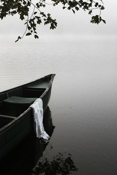 'What She Left Behind' by Stephen Carroll... Rowboat