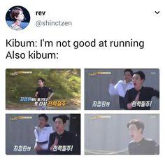 He looks funny sjsjsjsjs Overly Dedicated, Shinee Twitter, I M Not Good, In Loving Memory, Jonghyun, Best Quotes, Funny Memes, Asian, Running