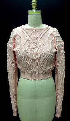 Xiao Qing Lin knitGrandeur: FIT & Zegna Baruffa 2/30s Cashwool Collaboration: Term Garment Project