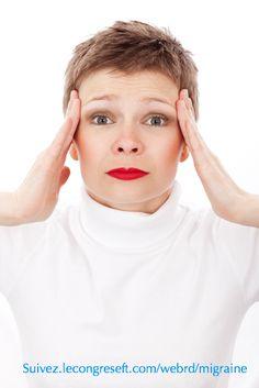 Aimeriez-vous connaître une solution naturelle et simple pour soulager la migraine ? #migraine #eft #stress #congreseft #congresvirtuelEFT #bienetre