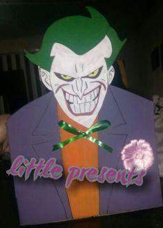 Joker lunch boxhttps://www.facebook.com/littlepresentss/