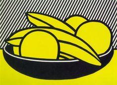 Roy Lichtenstein.