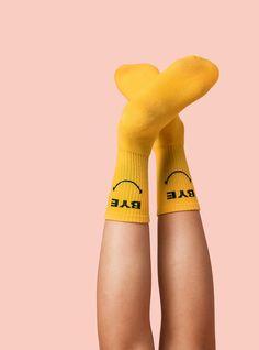 Hi Bye Socks